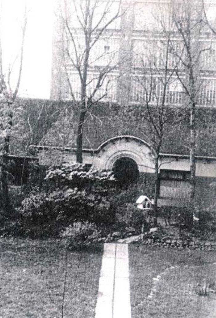 Maison Médicale en 1965