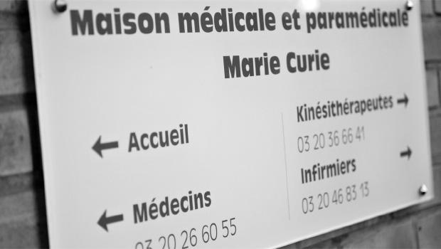 Maison Médicale Marie Curie